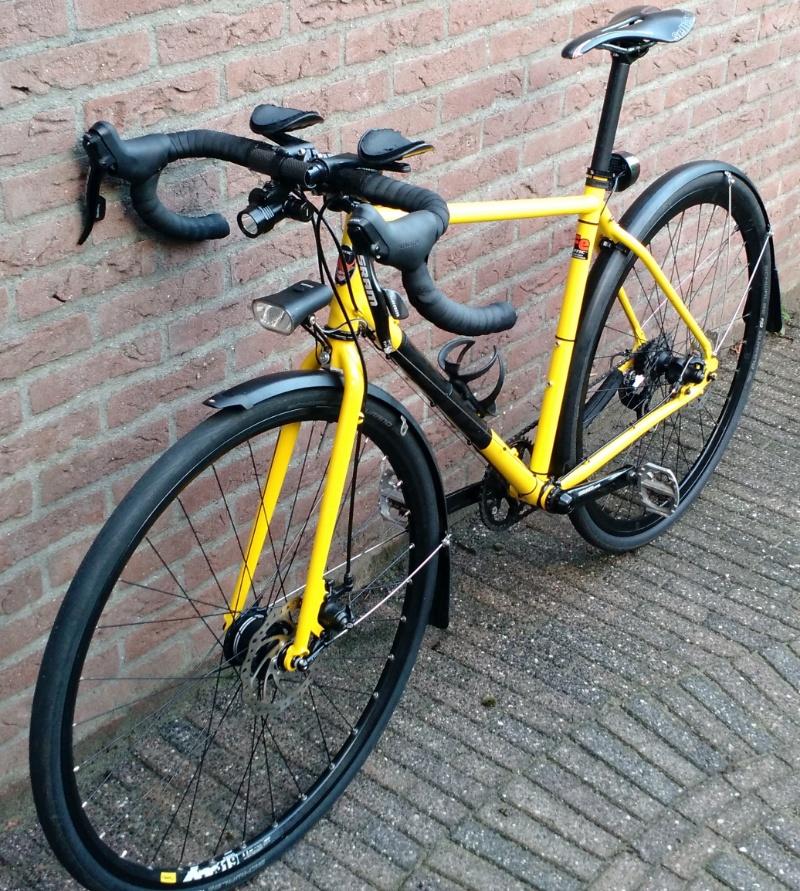 opperhoofd wrote de woonwerk fiets winterklaar gemaakt